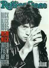Rolling Stone 1996/01 (Interview Mick Jagger)