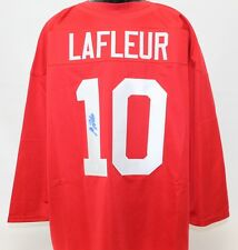 Guy Lafleur Signed Team Canada Jersey (JSA COA)  #1 Overall Pick 1971 NHL Draft