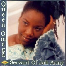 Servant of Jah Army 5020145801817 by Queen Omega CD
