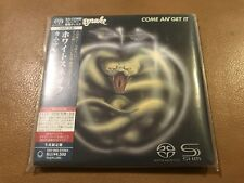 Whitesnake- Come An' Get It. SHM SACD, Japan, UIGY 9056, OOP!