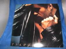 George Michael Faith LP 1987 Columbia C 4086 Lyric Insert Original Inner[INV-36]