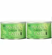 2 Pack Trader Joe's Matcha Green Tea Latte Mix 8oz Each, Kosher