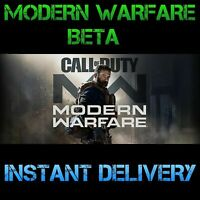 Call of Duty COD Modern Warfare_BETA PS4 XBOX ONE PC INSTANT DELIVERY!