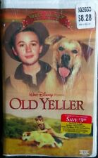 Old Yeller (VHS, 2002) Vault Disney Collection Brand New Sealed