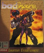Bad Company (prism leisure 1990) Commodore Amiga (Disc, Box, Manual) 100% OK