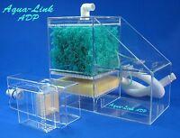 Aqua-Link ADP Wet/Dry Filter 150 Gallon Capacity