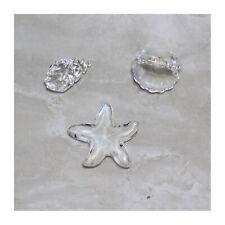 Swarovski Crystal Figurines 191697 Mib Maritime Trio