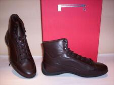 Pirelli High Sam scarpe alte scarponcini polacchini casual uomo pelle marroni 42