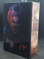 """NECA IT Ultimate """" I Heart Derry"""" Pennywise (2017 Movie)"""