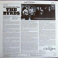 BYRDS-Mr. Tambourine Man Vinyl LP-Brand New-Still Sealed