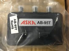 Aska AB-95T Pushbutton Push Button AB Switch