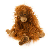 Orangutan - soft mohair collectable soft toy by Kosen - 5710