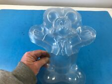 "Large Mickey Mouse Chocolate Mold Mould 3D  10"" Tall"