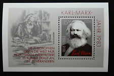 Timbre ALLEMAGNE RDA - Stamp Germany Yvert et Tellier Bloc n°69 n** (Cyn14)