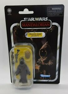 STAR WARS OFFWORLD JAWA (ARVALA-7) VC203 VINTAGE COLLECTION ACTION FIGURE NEW
