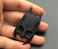 Batman Bat Kopf  Emblem Metall Auto Motorrad Aufkleber Flügel PKW Sticker 3D
