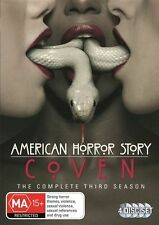 American Horror Story - Coven : Season 3 (DVD, 2014, 4-Disc Set)