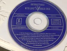 Unforgettable: With Love by Natalie Cole (CD, Jun-1991, Elektra Disc Only 23-368