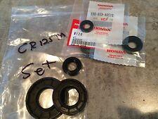 Honda CR125 MT125 MR175 Elsinore Engine Seal Set CR125M 1973 - Main Crank Seals