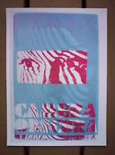 CAMERA OBSCURA  Indie Rock Concert mini Poster