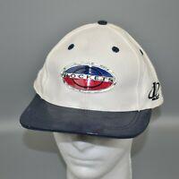Houston Rockets NBA Vintage 90's Logo Athletic Adjustable Snapback Cap Hat