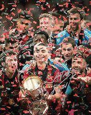 Atlanta United Miguel Almiron Autographed Signed 8x10 MLS Photo COA #7