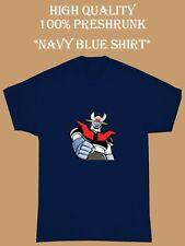 Mazinger Z Tranzor Z Anime Retro 70s Graphic T Shirt