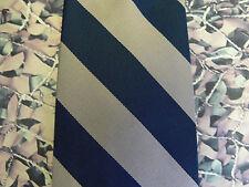 The Buffs Regimental (Stripe) Tie
