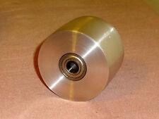 Knife Making:Belt Sander/Grinder Idle and Tracking Wheel.Premium ABEC-7 Bearings
