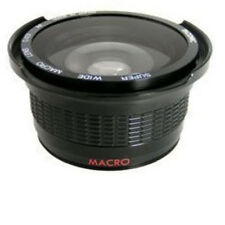 0.42x Wide Angle Fisheye Lens for Sony Alpha a5000 a6000 ILCE-6000 w/ 16-50mm