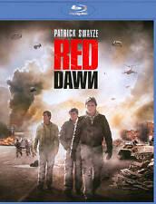 Red Dawn  Blu-ray  2012 Patrick Swayze, C. Thomas Howell,
