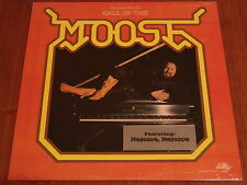 "THOMAS STEVEN ""MOOSE SMITH"" - CALL OF THE MOOSE - 1979 STILL SEALED LP ! ! ! !"