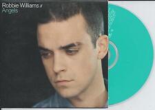 ROBBIE WILLIAMS - angels CD SINGLE 2TR EU CARDSLEEVE 1997 TAKE THAT