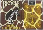Rare Bicycle Skin Back Playing Cards Deck: Tiger, Leopard,Giraffe,Snake or Zebra