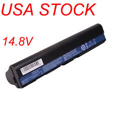 AL12B32 Laptop Battery for Acer Aspire One 725 756 V5-171 B113 B113M AL12X32 US