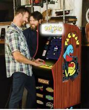 New ListingPacMan 40th Anniversary Edition 4 Foot Arcade Machine Pac-Man Arcade1up