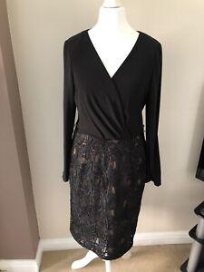 Adrianna Papell Ladies Size 8 Dress