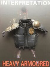 Art Figures Heavy Armored Cop Judge Alvarez Body Armour loose 1/6th scale