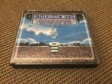 DOUBLE ALBUM CD 23T KNEBWORTH avec TEARS FOR FEARS/PINK FLOYD/GENESIS/ELTON JOHN