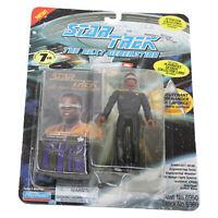 Star Trek Next Generation Playmates Lt Geordi La Forge Dress Uniform Space Caps