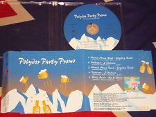 Signifiant Fête Promo 5 trk Maxi CD 2001 Hermes House Band