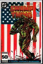 DC Comics SWAMP THING #44 Alan Moore FN/VFN 7.0