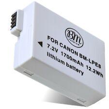 BM Premium LP-E8 Battery for Canon EOS 550D, EOS 600D, EOS 650D, EOS 700D DSLR