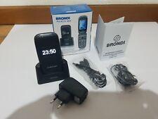 Brondi Window Telefono Cellulare GSM Dual Sim Bluetooth Radio FM Nero WINDOW/BK