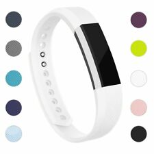 Replacement Watch Band Strap Fitness Wristband White Small S For Fitbit Alta Hr