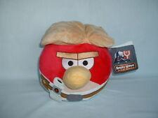 ANGRY BIRDS STAR WARS Large LUKE SKYWALKER RED BIRD Cuddly Soft Plush Toy (GAME)