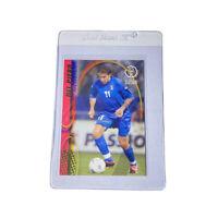 Alessandro Del Piero #72 Italy Panini 2002 FIFA World Cup Korea Japan Card