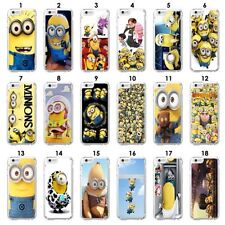 Minions Matte Mobile Phone Cases & Covers for Apple