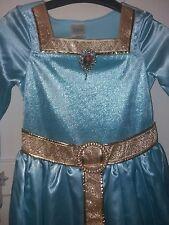 Disney Brave Merida Fancy Dress Costume sz 7-8