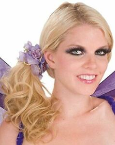 Flower Bracelet Anklet/Hair Scrunchy - Fairy - Costume Accessory - 2 Colors